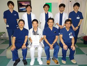 20201225第89回日本消化器内視鏡学会甲信越支部例会 土井先生受賞