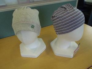 タオル帽子作成