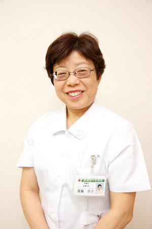 看護部長 遠藤 玲子