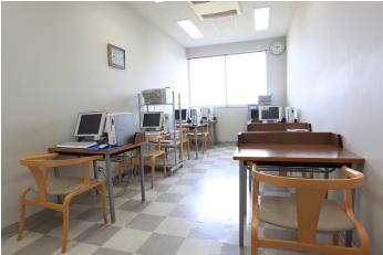印刷(PC)室
