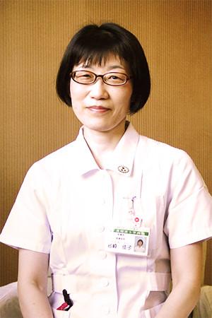 岩崎 佳子 看護部長